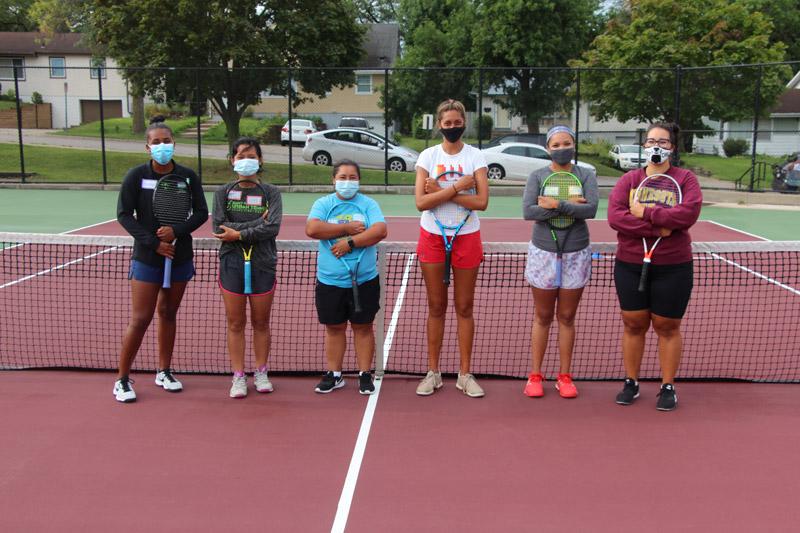 Amanye Reynolds Tennis