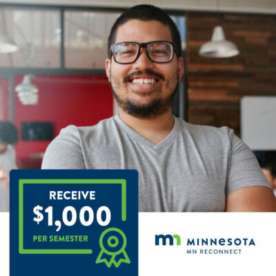 MN Reconnect Supports Adult Learners Going Back to School