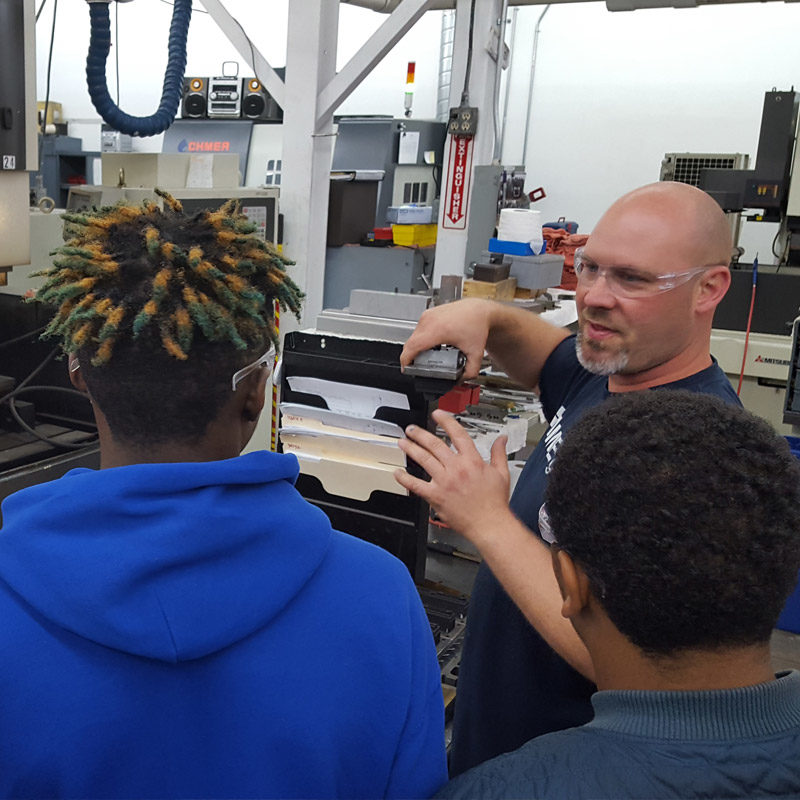 Manufacturing Career Interest in Manufacturing Month