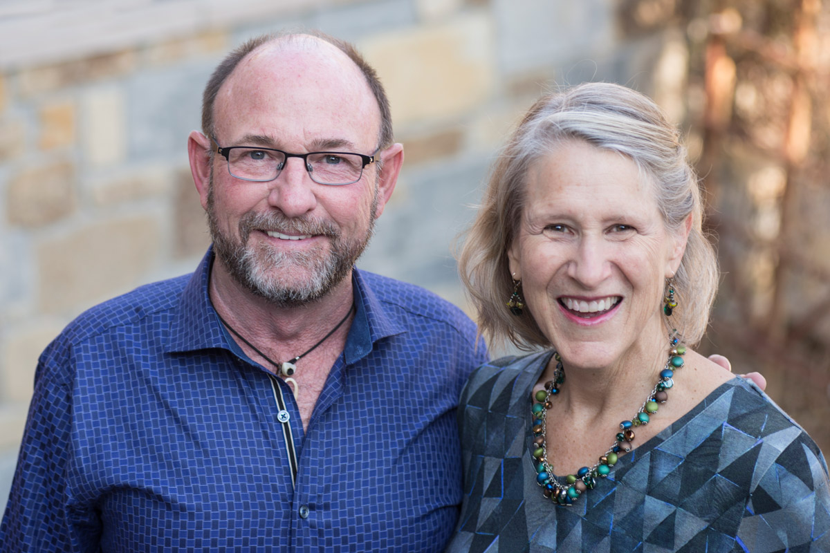 Nancy and Mark, the Founders ofSundance Family Foundation