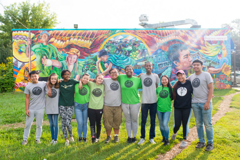 Urban Roots Team